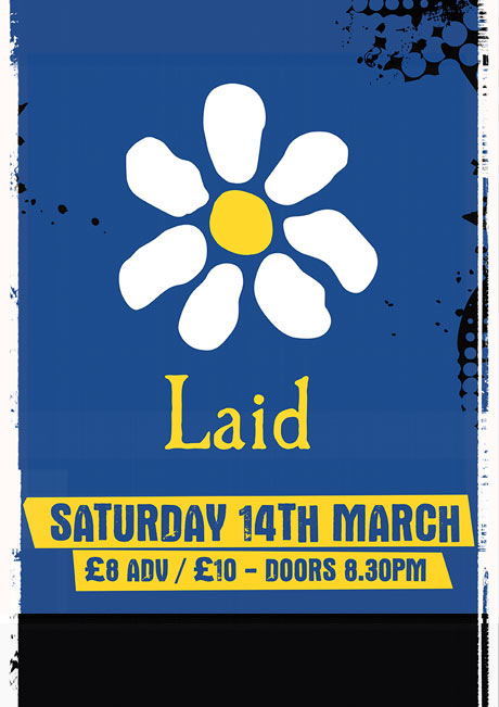 LAID - SAT 14TH MARCH