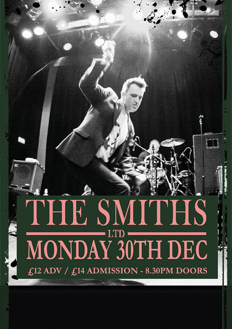 THE SMITHS LTD - MON 30TH DEC