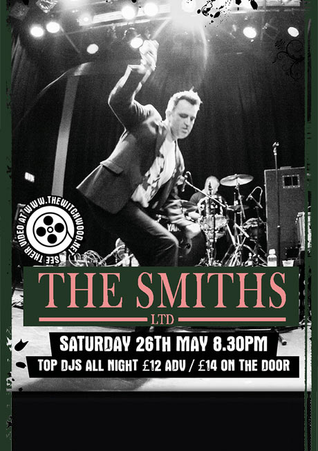THE SMITHS LTD - SAT 26TH MAY